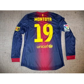 Mercado Authentic Barcelona Camisetas Camiseta En Nike Oficial 0Yqw7wZ