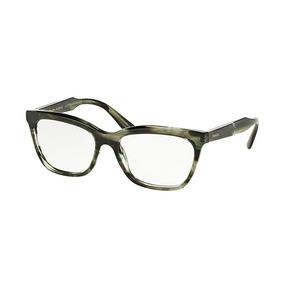 234f6ee4ae754 Armacao De Oculos Prada Verde - Óculos no Mercado Livre Brasil