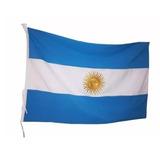 Bandera De Ceremonia Argentina 1,60 X 0,85 Mt Nueva!