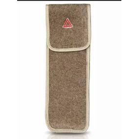 Capa Porta Triângulo Em Carpete