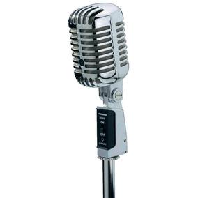 Microfone Shure 55sh Series Ii Vintage Elvis Encomenda Novo