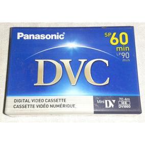 Cassette De Video Digital Mini Dv Panasonic