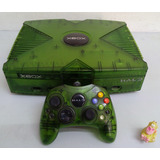 Consola Xbox Clásico Edición Halo Garantizada