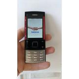 Celular Nokia X3 X3-00 Debloqueado Usado