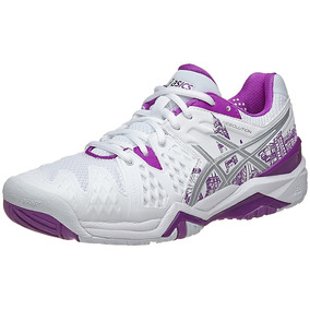 Tenis Asics Gel Resolution Londres 6 Mujer Tennis Tenis Rf