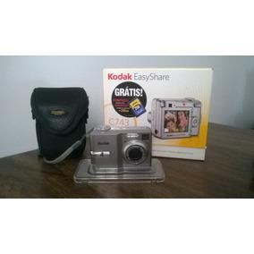 Câmera Digital Kodak Easyshare 7.1 Megapixels