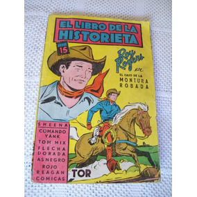 Revista Antigua . El Libro De La Historieta . Serie 15 . Tor