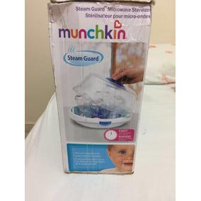 Esterilizador De Mamadeira Munchkin