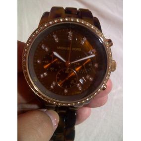 4098f64d876cd Relogio Feminino Michael Kors Mk5366 Original Garantia - Relógios De ...