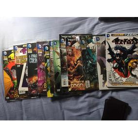 A Sombra Do Batman Novos 52