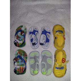 3fd6036c0 Sandalias Para Bebe - Ropa y Accesorios Amarillo en Mercado Libre ...