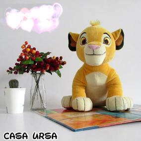 Boneco Rei Leão