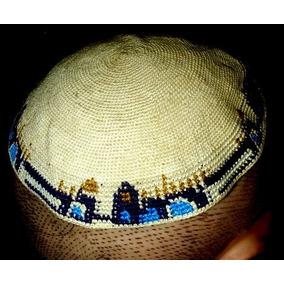 eab7835d0b827 Usado - Buenos Aires · 1 Un Kipa-kipot Judaica- Israel-sombrero