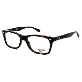 Armação Para Grau Ray Ban Rb9029 Em Acetato Marrom Tigrado - Óculos ... 15c3dd886c