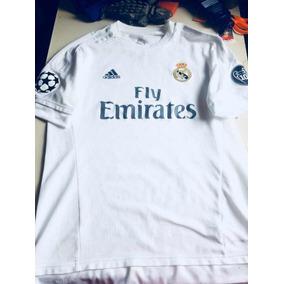 Playera Real Madrid 2014 15 en Mercado Libre México 0d718fad11ba2