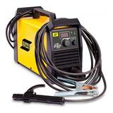Máquina Solda Inversora 200a Tig Lhn240 220v Esab
