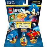 Lego Sonic Dimensions Level Pack 71244 Lacrado Frete Gratis
