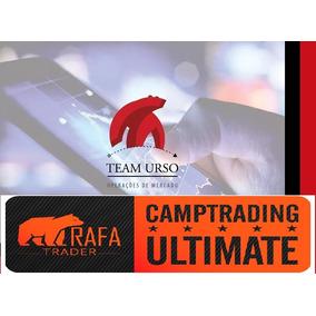 Camptrading Ultimate+starter+team Urso(brinde) - Rafa Trader