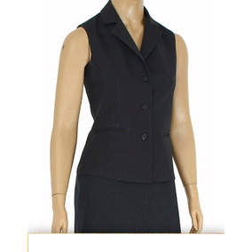 Roupa Feminina - Colete Social Fashion Premium Kit50