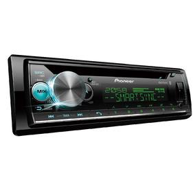 Cd Player Automotivo Pioneer Deh-x500br Bluetooth Usb Spotfy