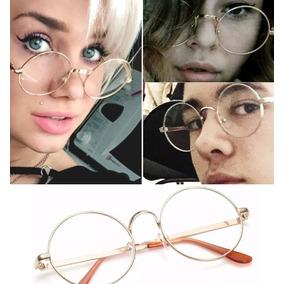 Armacao Oculos Retro Dourado - Óculos em Ceará no Mercado Livre Brasil b64dfeca62