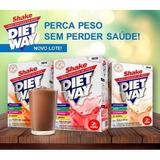 Kit Com 7 Shakes Diet Way