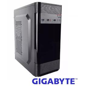 Computador Core 2 Duo Placa Gigabyte 4gb Ddr3 120gb Ssd