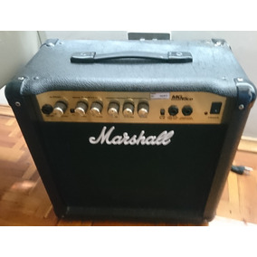 Vendo Amplificador Marshall Para Guitarra Mg15cd