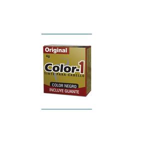 Pigmento Cejas Color-1 Negro