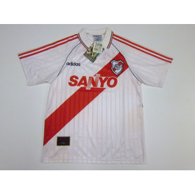 Camiseta Titular River Plate adidas 1995 Nueva Talle M