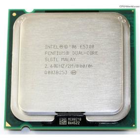 Processador Intel Dual Core E5300 2.60ghz (2m Cache, 800mhz)
