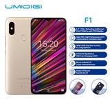 Umidigi F1 Teléfono Móvil Android 9.0 4g/128gb Dorado