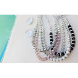 83ef8319474b Collar Corto Con Cristales - Accesorios Moda X Menor Y Mayor