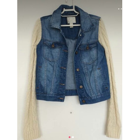 6923ad392b9 Jaqueta Jeans Forever 21