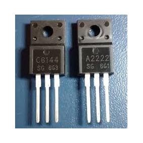 Pae De Transistor A2222 E C6144 Epson Linha L355