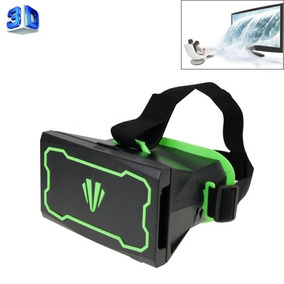 Vr Caja Auricular Realidad Virtual 3d Vidrio Video 3,5 Cxkw
