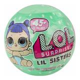 Boneca Lol Surprise Mini Lil Sisters - Candide Bonellihq K17