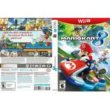 Mario Kart 8 Para Nintendo Wii U Nuevo Y Sellado
