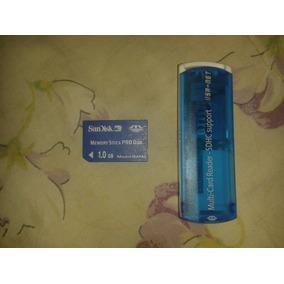 Memoria Stick Pro Duo De 1gb