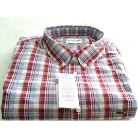 Camisa Lacoste Xl P Caballero