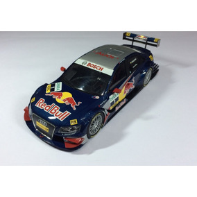 Miniatura Norev - Audi A4 Dtm Red Bull 2008 1/18