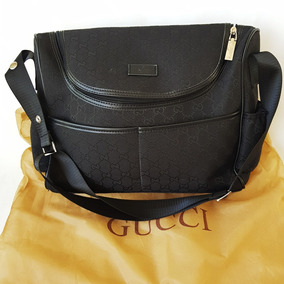 Cartera Importada Tipo Gucci Color Negro