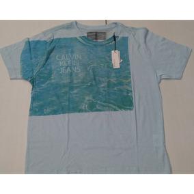 Camiseta Masculino Calvin Klein Original