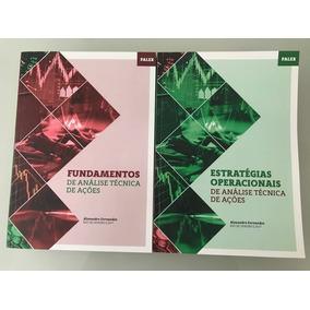 Bolsa De Valores - Livros De Análise Técnica - Palex