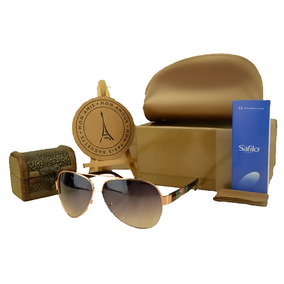 Oculos De Sol Gucci2 2881 Mulher + Acessórios Moda 2019 75f38105f7