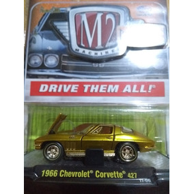 M2 Corvette 427 1966 Super Chase