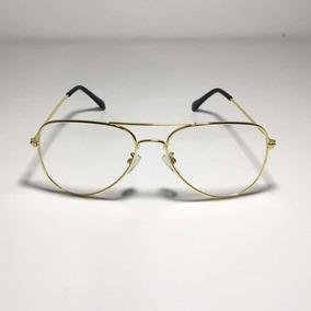 Óculos De Grau Redondo Ray Ban - Óculos no Mercado Livre Brasil 4f0a3a99f3