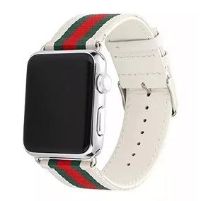 e130847dcd8 Pulseiras Apple Watch 42mm Gucci - Relógios no Mercado Livre Brasil