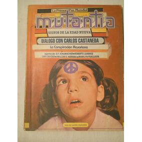 Revista Mutantia. Dialogo Con Carlos Castaneda.