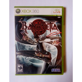 Bayonetta Americano Para Xbox 360